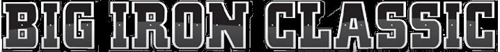 Big Iron Classic Logo
